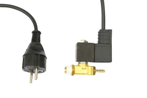 Elektro-Magnetventil zum Komfortbetrieb / Leckageschutz
