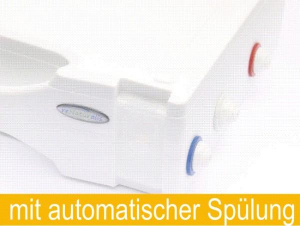 Osmoseanlage mit automatischer Spülung