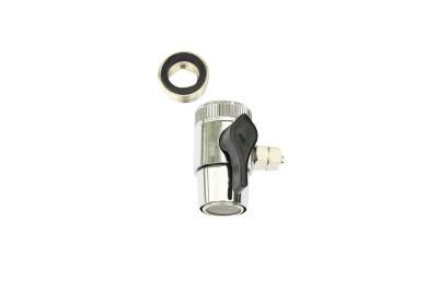 Wasserhahn-Adapter für Osmoseanlagen